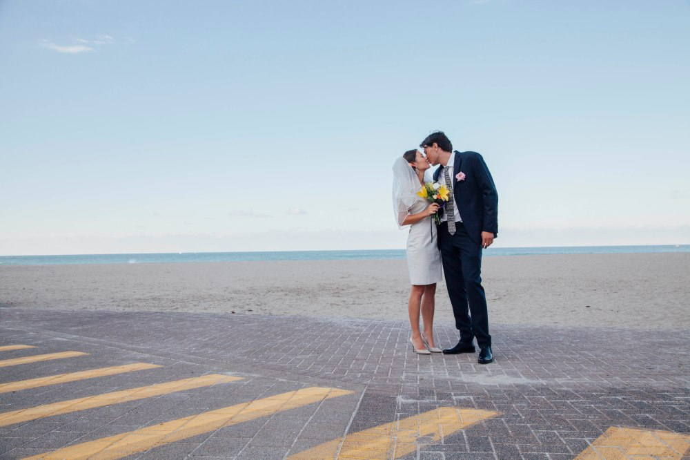 mount maunganui wedding
