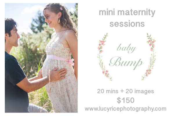 maternity photos auckland